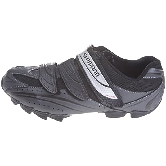 Shimano Mens SH-M077 Dark Grey Cycling Shoe BM07741 6.5 UK: Amazon.es: Zapatos y complementos