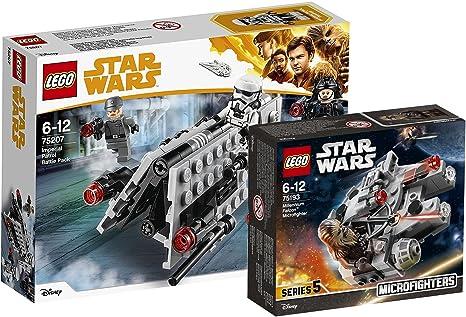 Star Wars Lego Imperial Patrol Battle Pack 75207 juguete + Lego ...