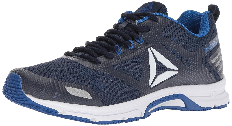 Reebok Men's Ahary Runner Running Shoe B077ZCCKKB 7.5 M US|White/Vital Blue/Collegia