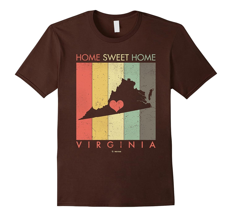 Retro Vintage Virginia State TShirt-TH