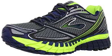 21e96e73c74 Brooks Mens Ghost 6 M Running Shoes 1101441D292  Midnight Galaxy Nightlife Silver