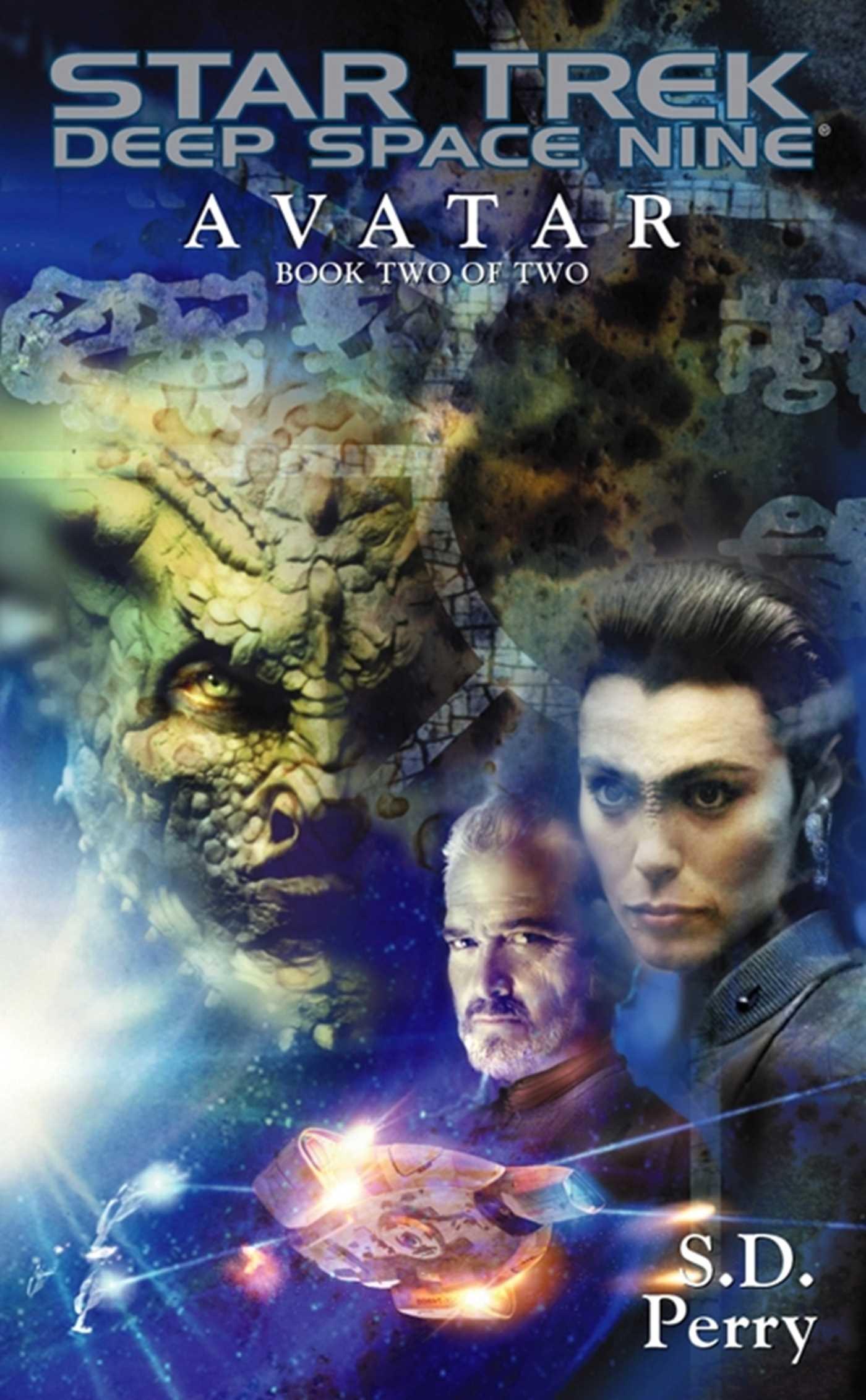 Avatar  Book Two  Star Trek  Deep Space Nine 2   English Edition