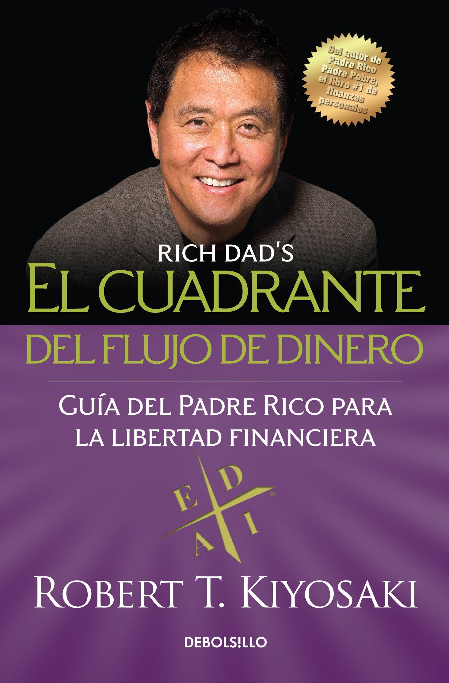 cuadrante dinero CASHFLOW Quadrant Spanish product image