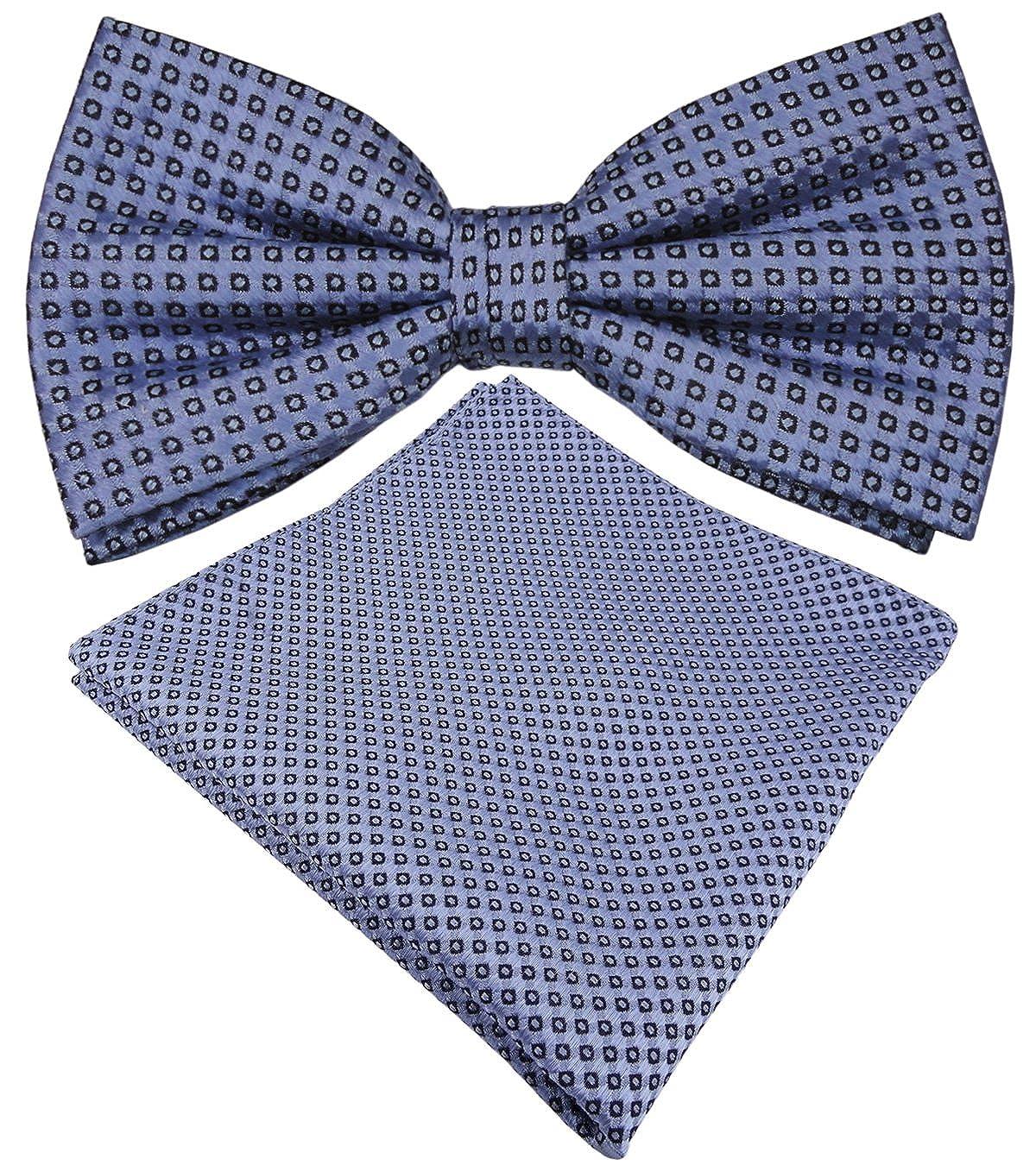 Designer Seda mosca + - Cabeza Toalla en seda azul brillantblau ...