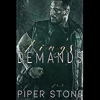 King's Demands: A Dark Mafia Arranged Marriage Romance (Merciless Kings Book 5)