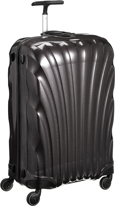 Samsonite - Lite-Locked Spinner 69 cm, Negro (Black)