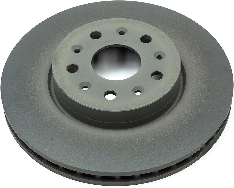 ACDelco 177-1158 GM Original Equipment Front Disc Brake Rotor