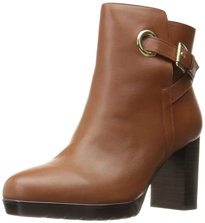 Bella Vita Women's Zelda Ankle Bootie B01ED09AOE 9.5 W US Dark Tan