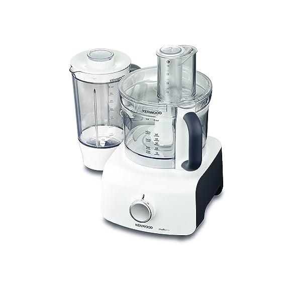 Kenwood Home Food Processor FDP603WH, 1000 W, White: Amazon.co.uk: Kitchen & Home