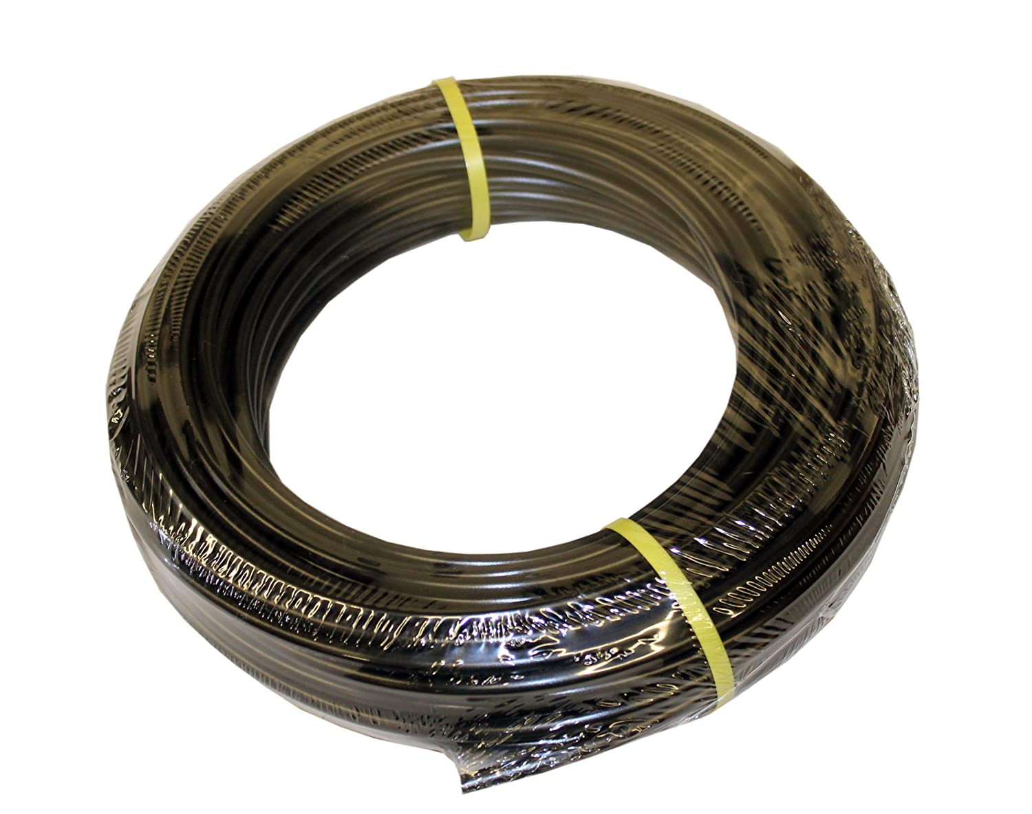 ATP Value-Tube NSF 61 LDPE Plastic Tubing, Black, 3/8' ID x 1/2' OD, 100 feet Length 3/8 ID x 1/2 OD Advanced Technology Products (ATP)
