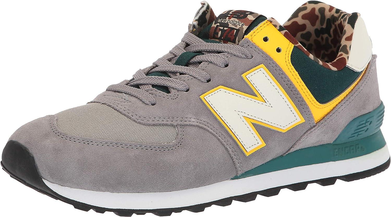 New Balance Ml574v2, Zapatillas para Hombre: MainApps: Amazon.es ...
