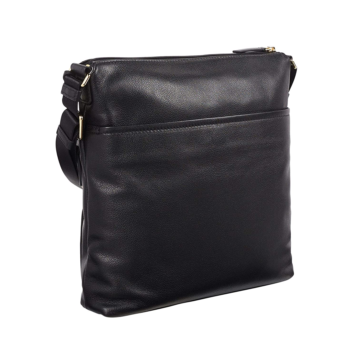 3d223a2e09926 Amazon.com: Tumi Women's Voyageur Canton Leather Crossbody Cross Body Bag,  Black, One Size: Clothing