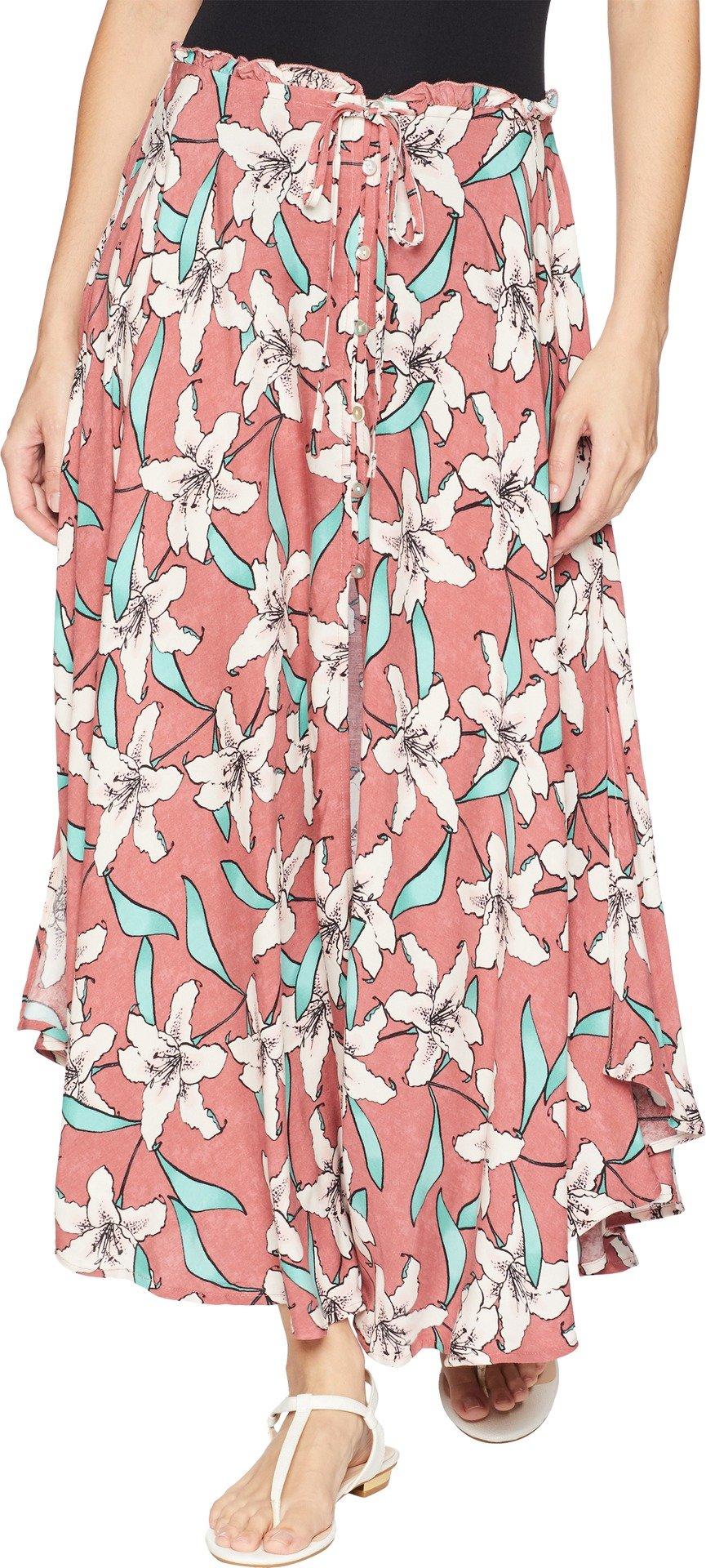 O'Neill Women's Kalani Skirt, Withered Rose, L