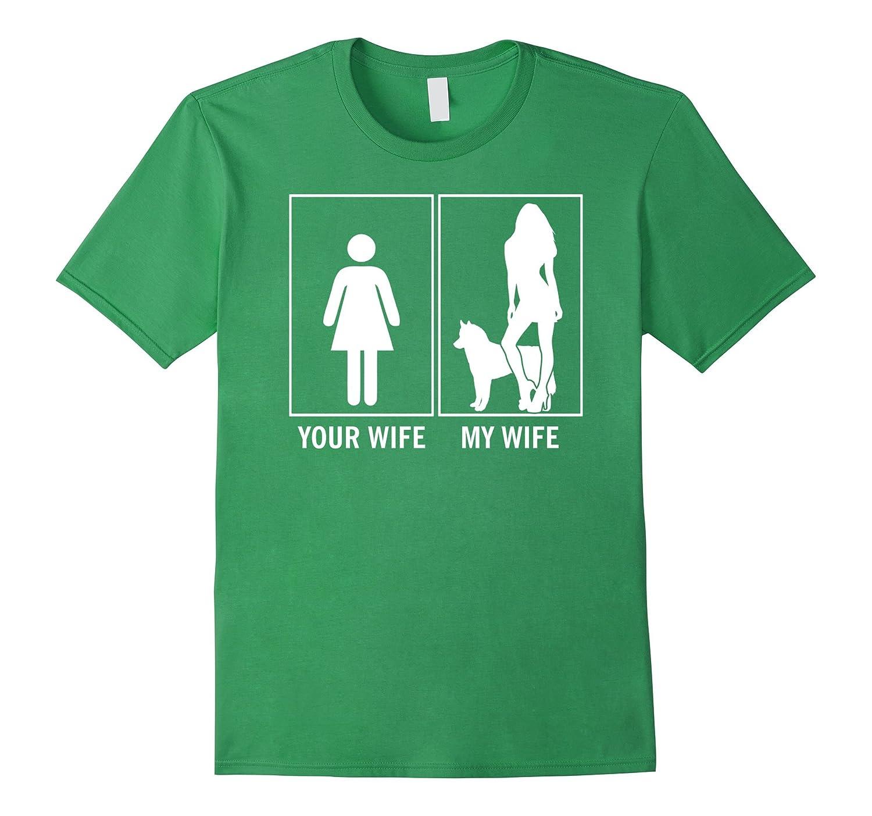 Funny Siberian Husky Lovers T Shirt-Awarplus