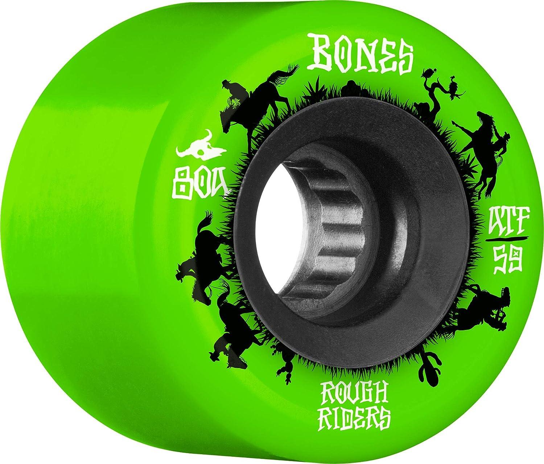 BONES Ruote Skate Rough Riders ATF 59MM