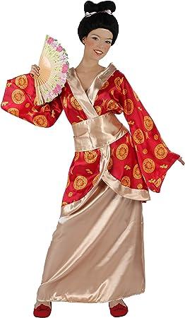 Desconocido Disfraz de china para mujer: Amazon.es: Juguetes y juegos