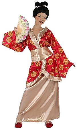 Desconocido Disfraz de china para mujer  Amazon.es  Juguetes y juegos 8941396974c1