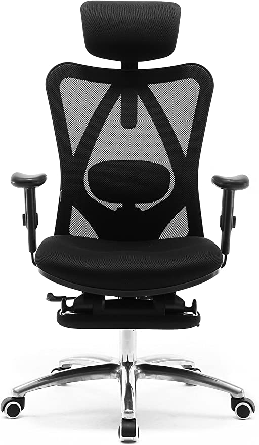 SIHOO Recliner Ergonomics Office Chair