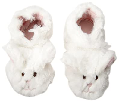 87f0f9cbc687 Amazon.com  Robeez Fuzzy Bunny WT Crib Shoe (Infant Toddler)  Shoes