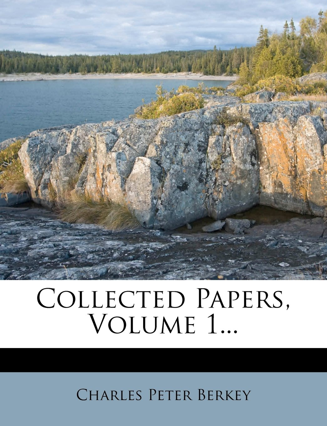 Collected Papers, Volume 1... pdf epub