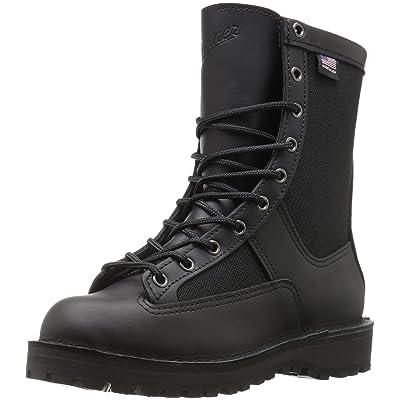 "Danner Women's Acadia 8""Black 200g Work Boot | Mid-Calf"