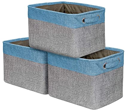 Charmant Sorbus Storage Large Basket Set [3 Pack]   15 L X 10 W