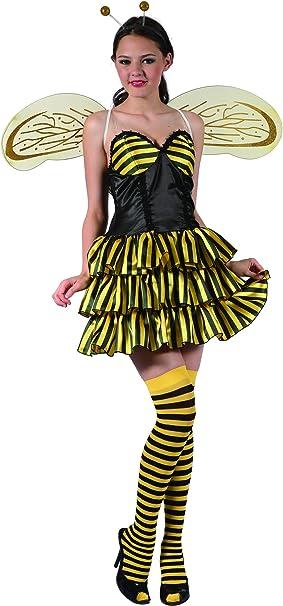 Disfraz de abeja mujer - S: Amazon.es: Juguetes y juegos