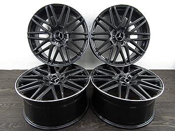 4 Llantas de aleación Z Design Wheels Z001 18 pulgadas apto para Mercedes A 177 C