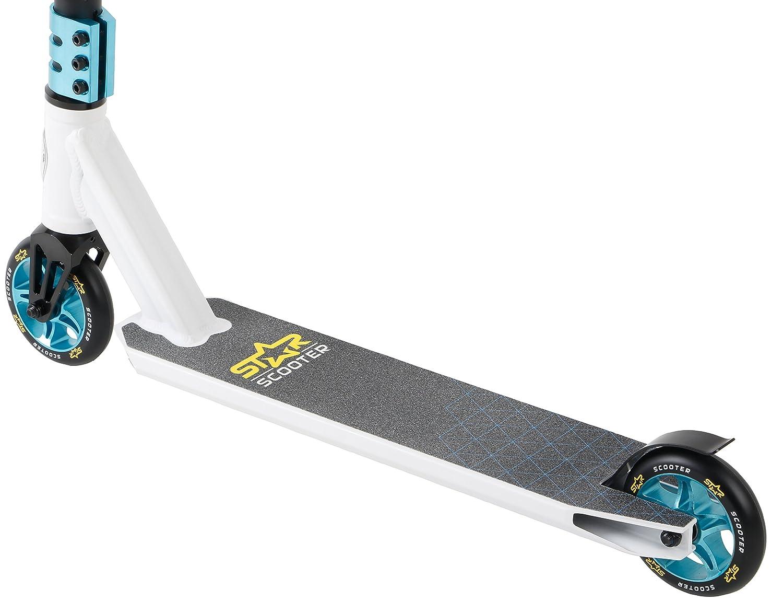 Amazon.com: STAR-SCOOTER SC-110-SJ-SE Scooter, White ...
