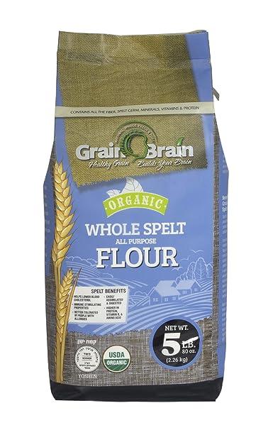 Fusibles orgánicos completos, harina multiusos, 3.0 lbs ...