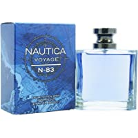 Nautica Voyage N-83 100ml - eau de toilette (Hombres, 100 ml, Non-refillable bottle)