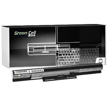 Verde Cell® - Batería para ordenador portátil Sony VAIO SVF15216SG: Amazon.es: Electrónica