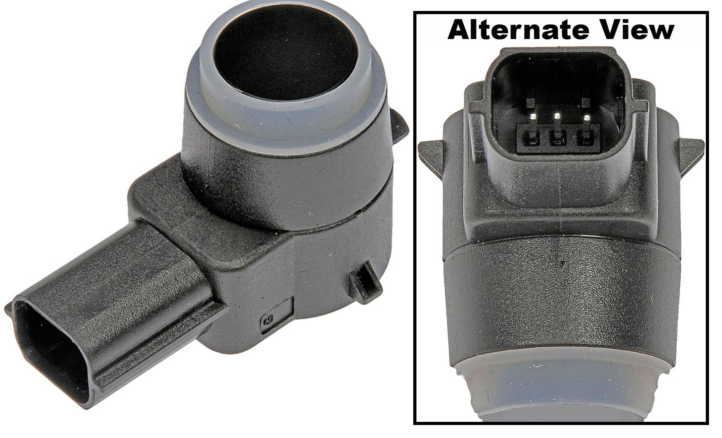 APDTY 795118 Backup PDC Park Reverse Parking Assist Sensor Fits Select 2009-2017 Dodge Chrysler Jeep (Replaces 1EW63TZZAA)