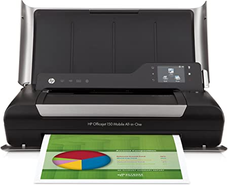 Hp Officejet 150 Mobile All In One Printer Amazon Co Uk Computers Accessories