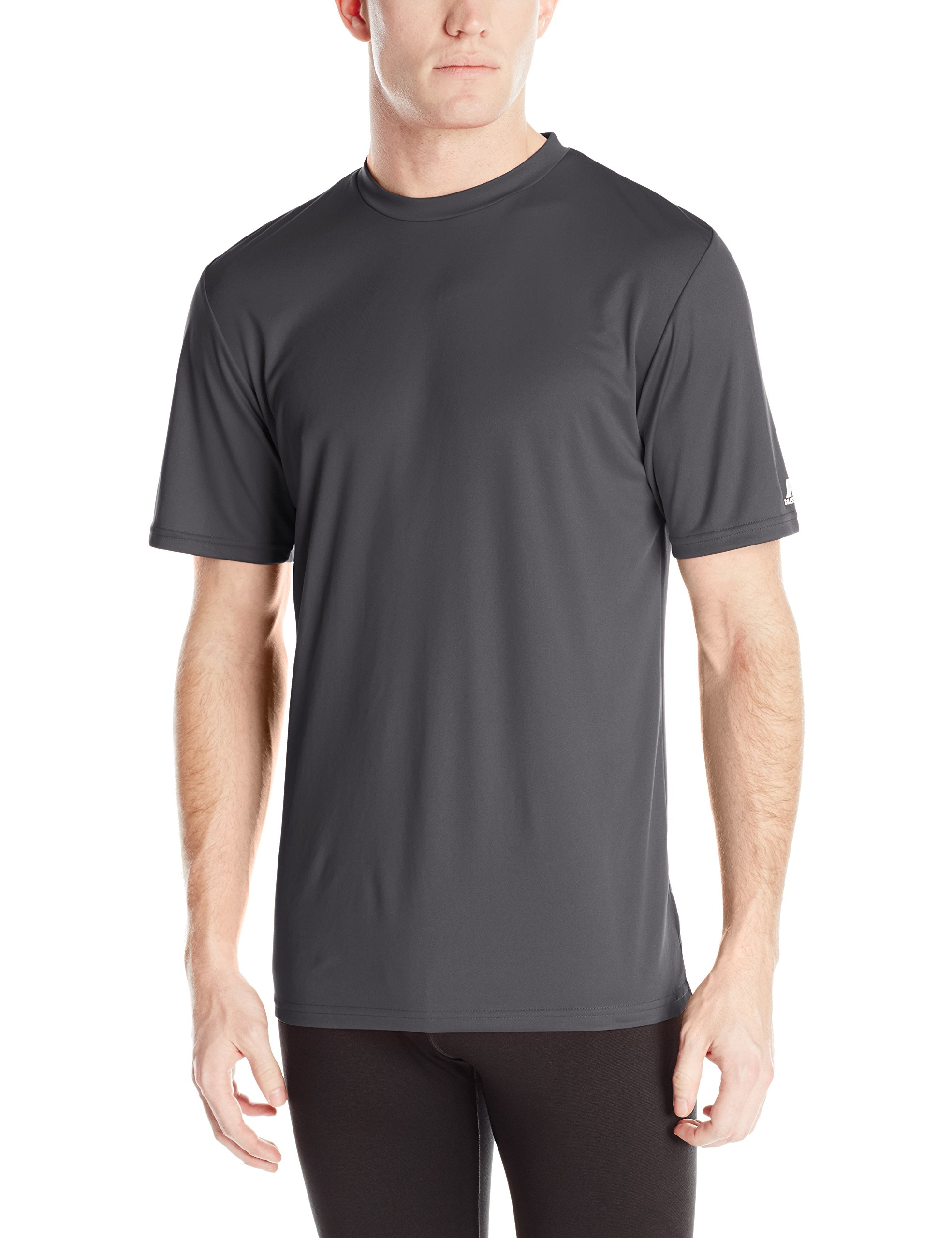 Russell Athletic Men's Performance T-Shirt, Stealth, XX-Large by Russell Athletic