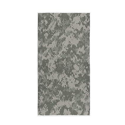 Amazon com: Pinbeam Bath Towel Navy Camo Digital Camouflage