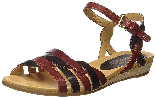 a7b11f0ef6b Pikolinos Women s Alcudia 816 Wedge Heels Sandals  Amazon.co.uk ...
