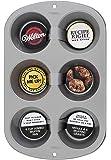 Wilton Molde para Muffin Gigantes, 6 cavidades