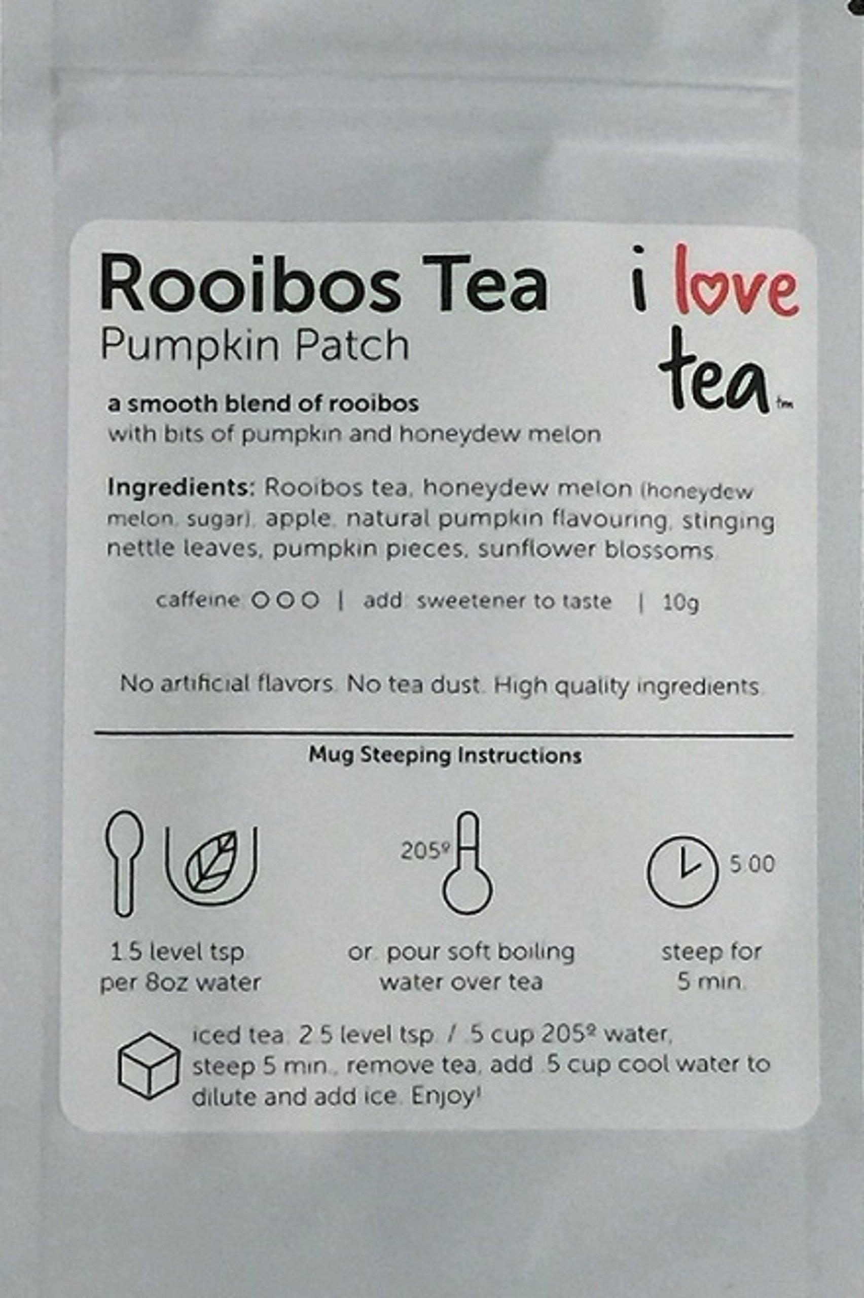 Rooibos Tea - Pumpkin Patch