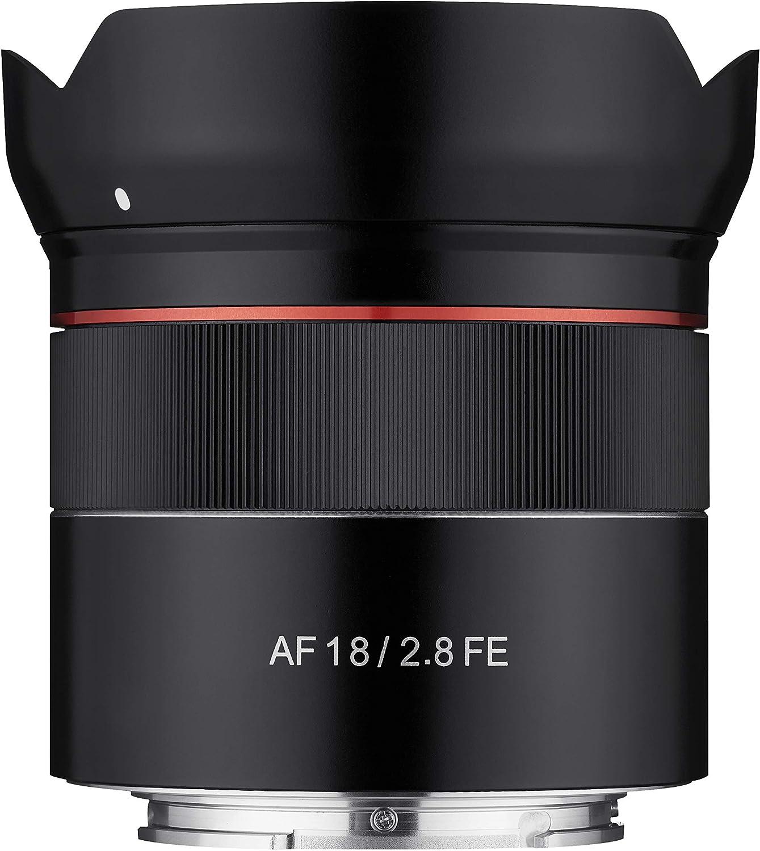 Samyang Af 18 Mm F2 8 Fe Autofokus Vollformat Und Kamera