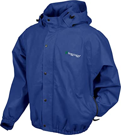 FROGG TOGGS Mens Classic Pro Action Waterproof Breathable Rain Jacket