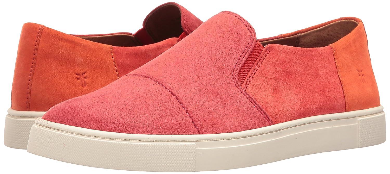 FRYE Women's Gemma Cap Slip Fashion Sneaker B01H4X8J5I 9 B(M) US|Poppy Multi