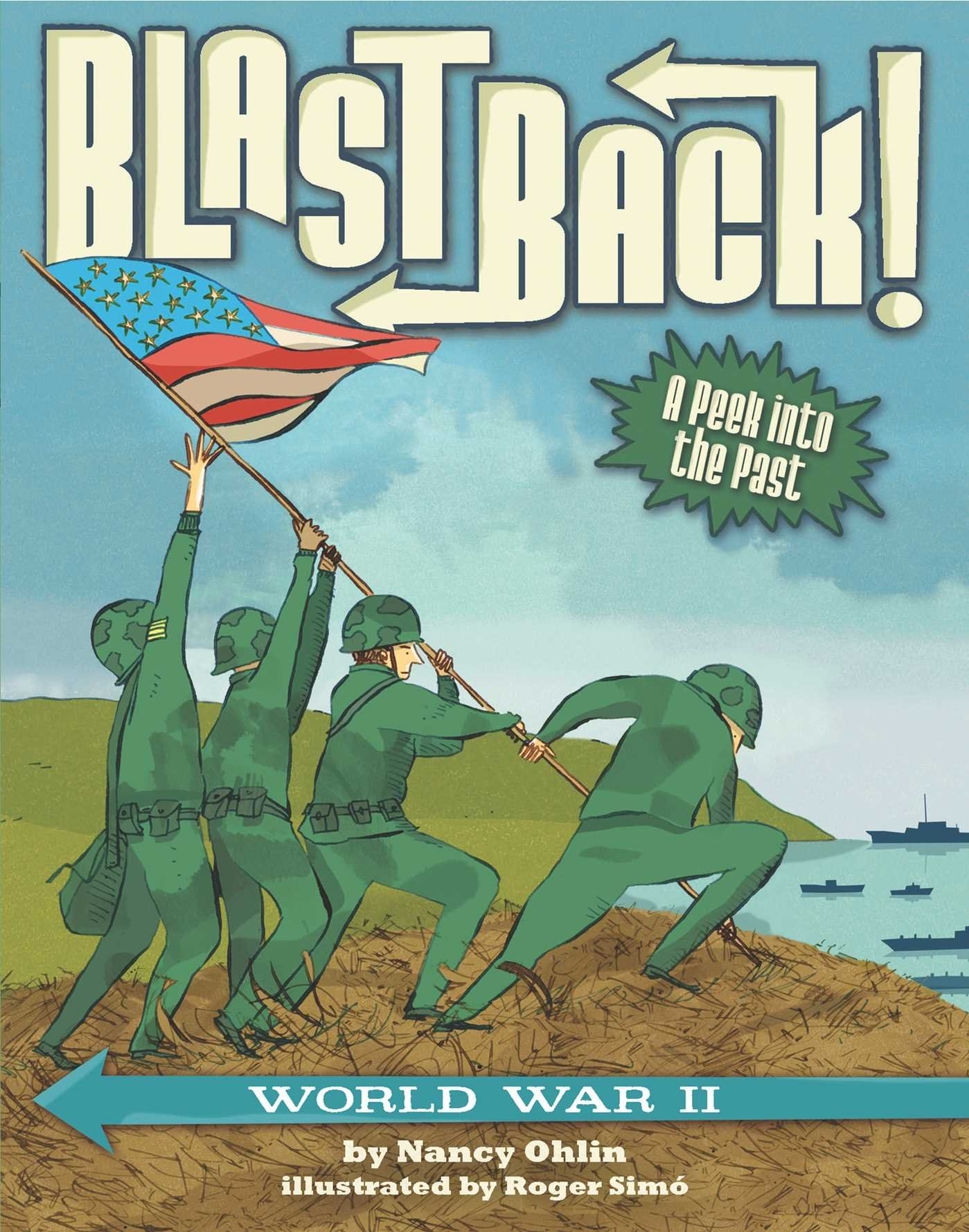 Download World War II (Blast Back!) pdf