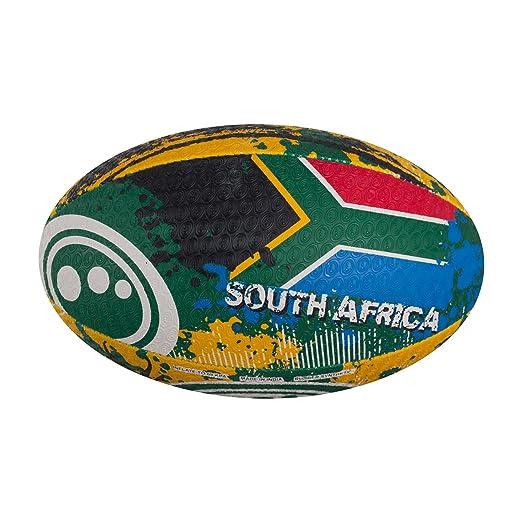2 opinioni per Optimum, Pallone da rugby, motivo: Sud Africa