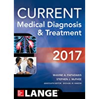 CURRENT Medical Diagnosis and Treatment 2017 (Lange) (Old Edition)
