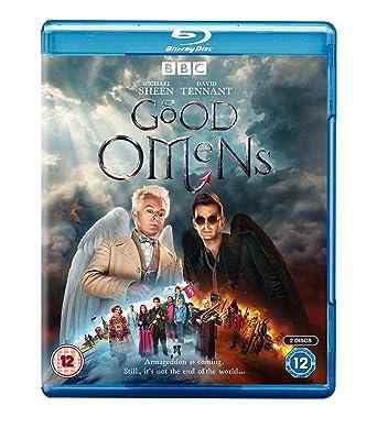 Good Omens [Blu-ray] [2019]: Amazon co uk: Michael Sheen