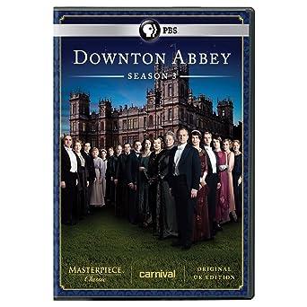 Amazon com: Downton Abbey: Season 3 (Masterpiece): Maggie Smith