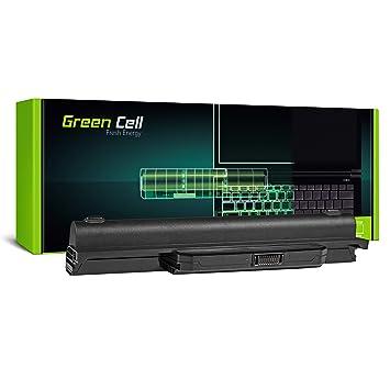 Green Cell® Extended Serie A32-K53 A41-K53 Batería para Asus A53 A53E A53S A53U K53B K53SC K53SD K53SM K53T K53TA K53TK K53Z X53E X53T X54HY Ordenador ...