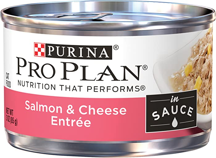 Top 10 Purina Pro Plan Cat Food Cheese