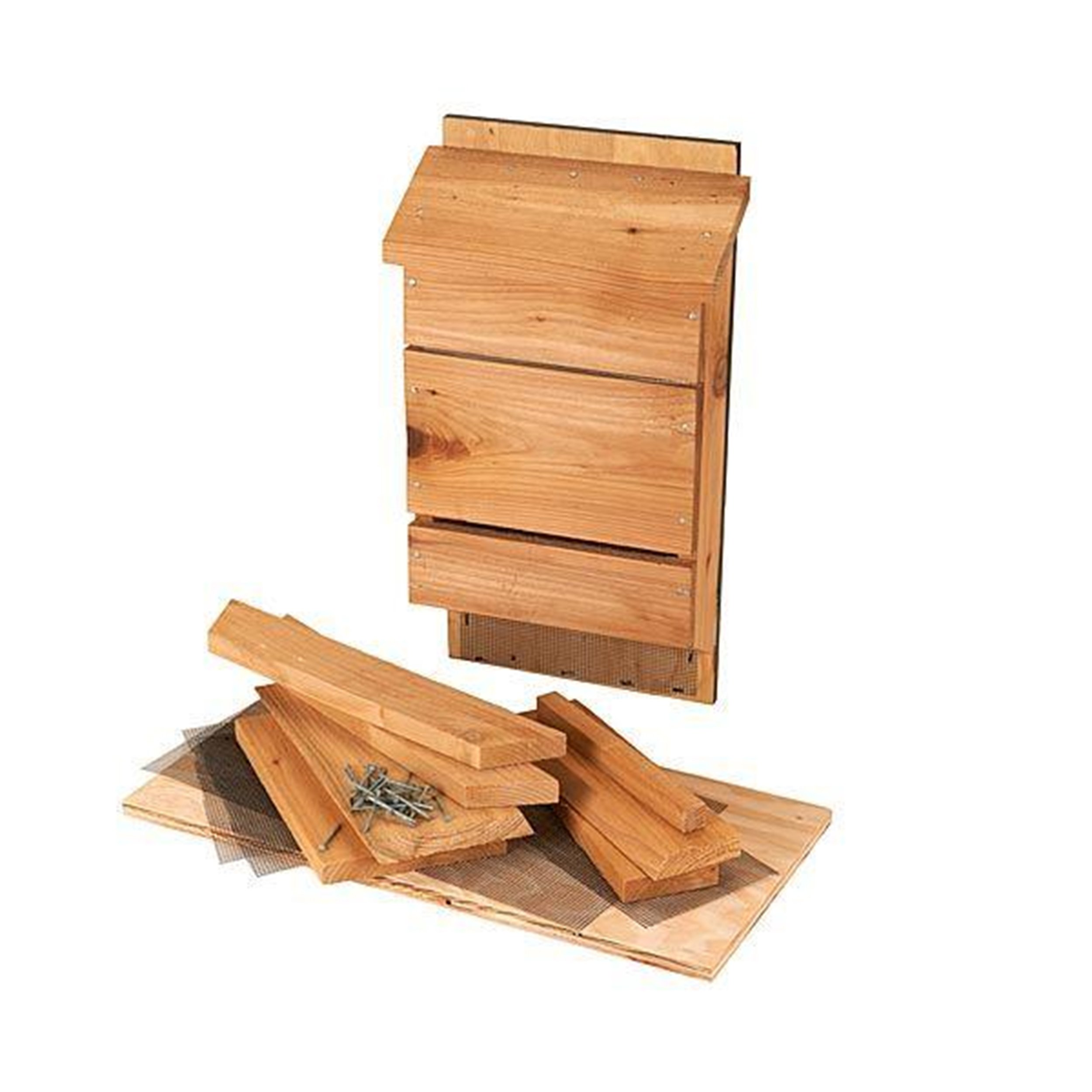 Single-celled Bat House Kit by Woodcraft
